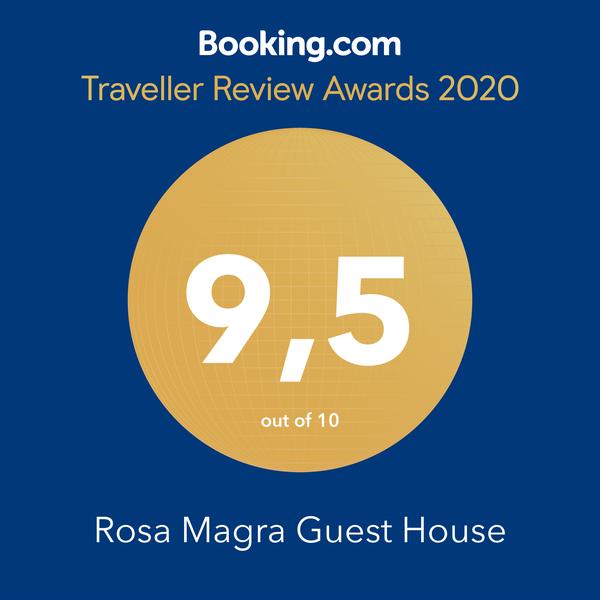 booking.com score
